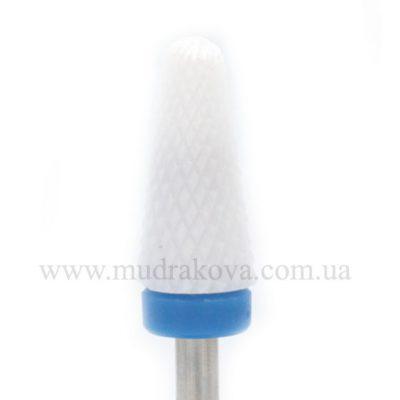 Фреза керамическая конус синяя Umbrella