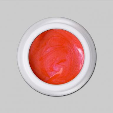 Гель-краска №411 Персик