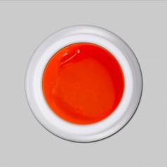 Гель-краска№401 Оранж неон