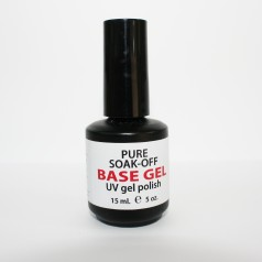 PURE Soak-off BASE GEL