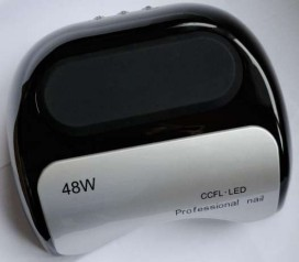 Гибридная лампа для ногтей UV CCFL/LED профессиональная 48 Вт (Profession 48w)