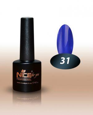 Гель-лак Nice for you №31