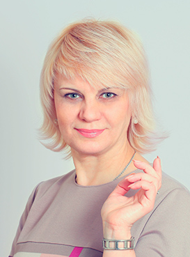Зеленская Елена Васильевна