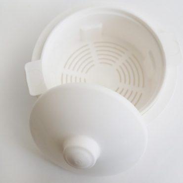 Емкость-бокс для дезинфекции фрез и насадок 120мл, белый