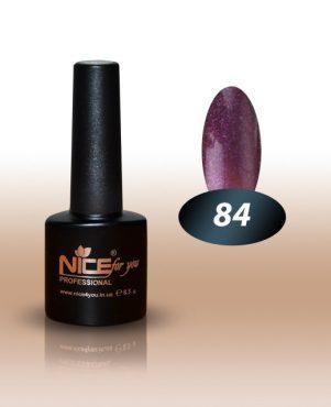 Гель-лак Nice for you №84