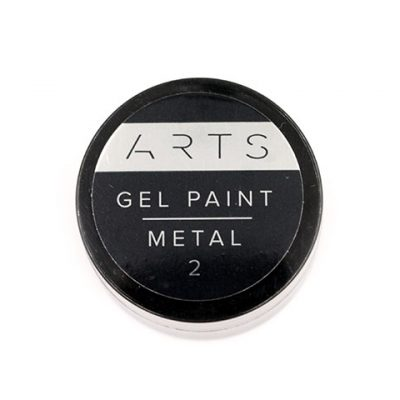 Гель-краска ArtS metal №2