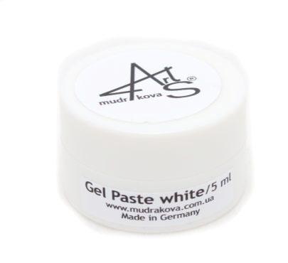 Гель-паста ArtS(белая)