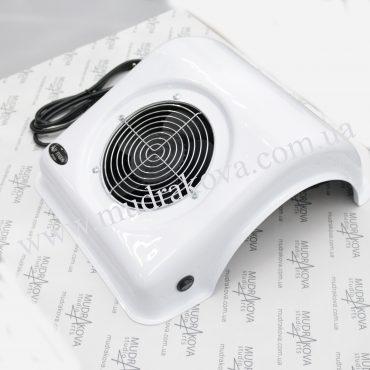 Профессиональная настольная вытяжка для маникюра Air max N1 (M150) с мешком