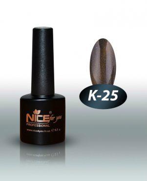 Nice Кошачий глаз К-25