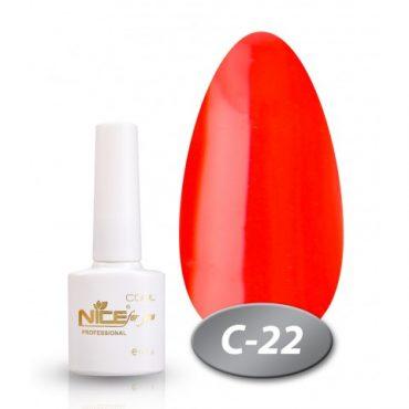 Гель – лаки Nice cool- С22