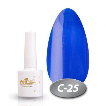 Гель – лаки Nice cool- С25