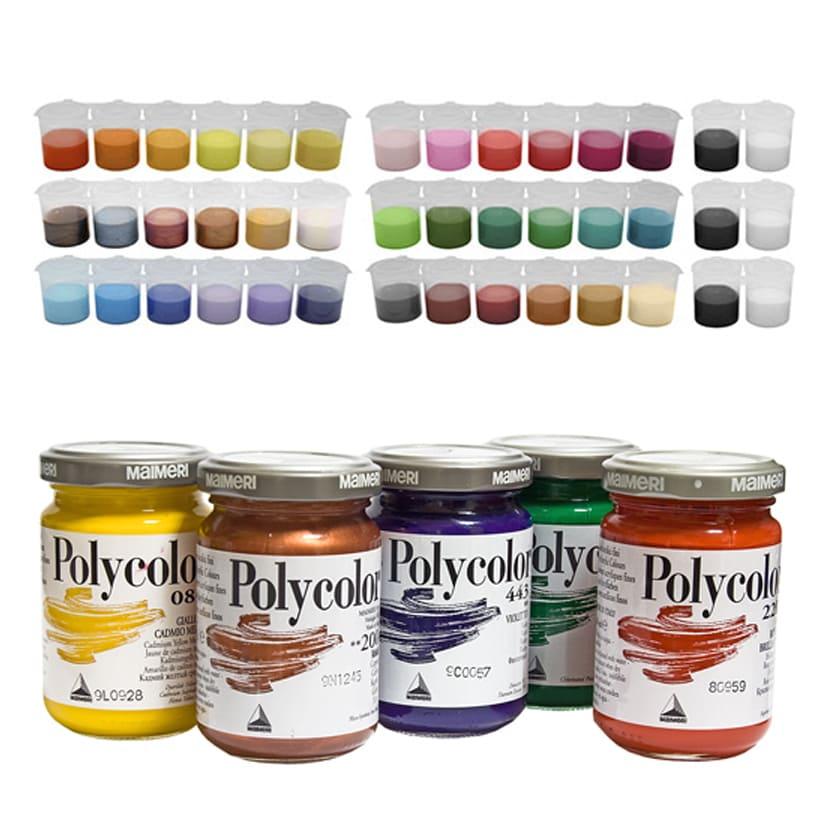 Купить акриловые краски