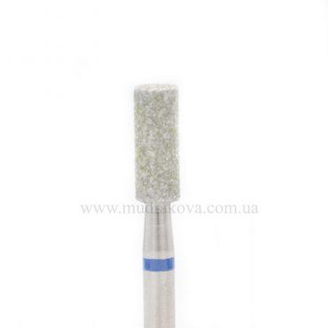Цилиндр узкий синий D104