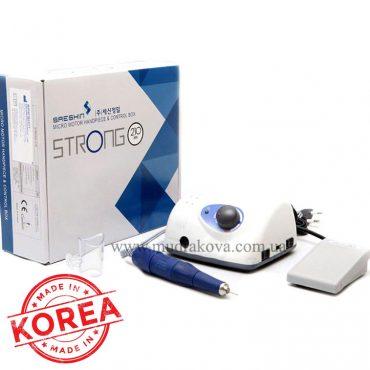 Фрезер Saeshin Cтронг 210/105 L для маникюра и педикюра, 40000 об., Корея