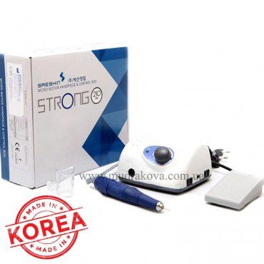 Фрезер Strong 210/105 L для маникюра и педикюра, 40000 об., Корея