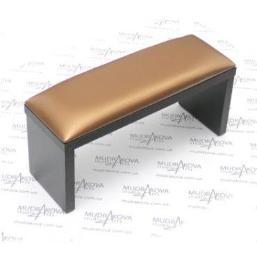 Подставка для рук черная/bronze