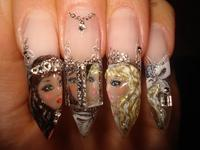 Роспись ногтей. Черкассы